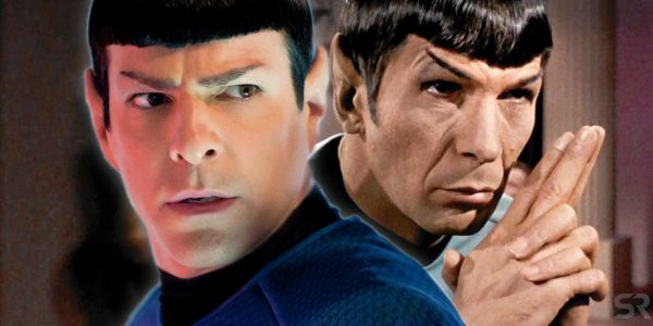 Star Trek: How Zachary Quinto's Spock Is Different To Leonard Nimoy's