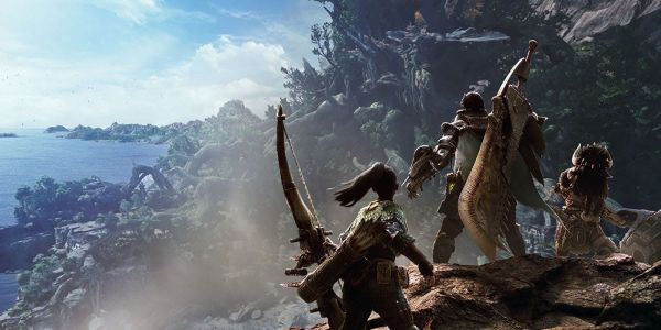 Monster Hunter Movie Set Photos Offer First Look At Game Adaptation