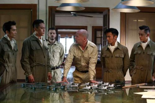 Release of Bruce Willis' Unbreakable Spirit Canceled in China