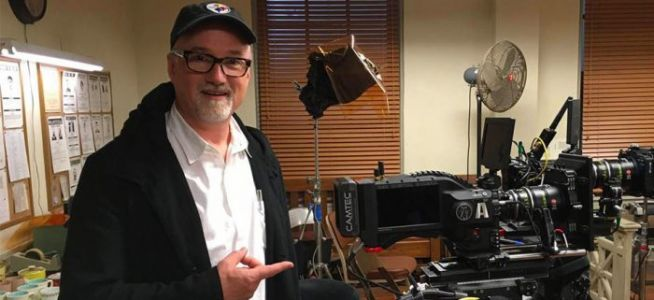David Fincher Gave a Video Masterclass to Quarantined Film Students