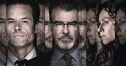 Spinning Man Trailer Deals Out Abduction with Pierce Brosnan