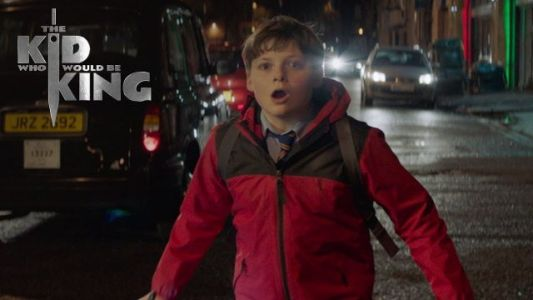 Time to Stop Evil in New The Kid Who Would Be King TV Spot