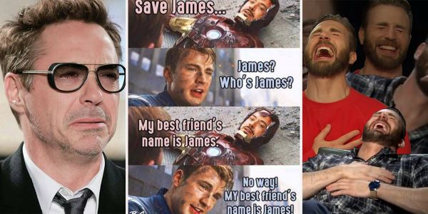 20 Iron Man Vs Captain America Memes That Show Civil War Still Isn't Over