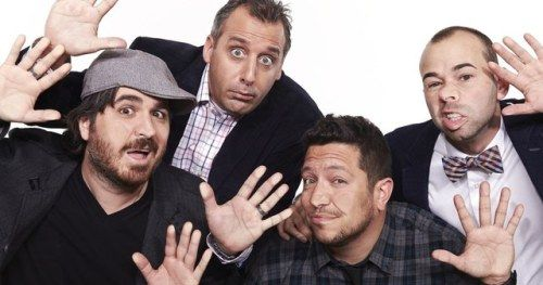 Impractical Jokers Movie Is Happening, Shoots This SpringThe