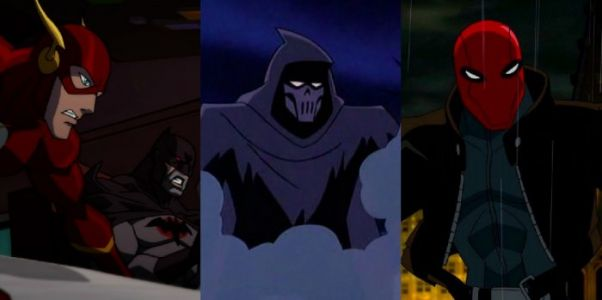 The 10 Best DC Animated Movies