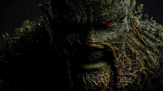 DC Universe's Swamp Thing Teaser Trailer Released!