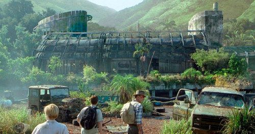 What Happened to Site B and Its Dinosaurs in Jurassic World