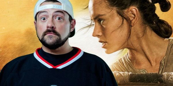 Star Wars 9: Kevin Smith Had An Emotional Reaction On Set