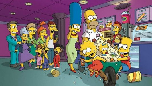 Report: 20th Century Fox is Working on Another THE SIMPSONS Movie