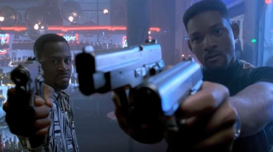 First Bad Boys For Life Set Photos Feature Will Smith in Action