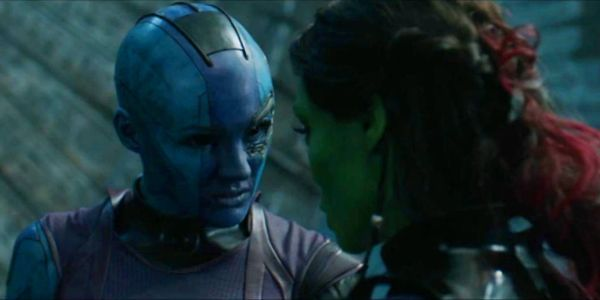 What's Happening With Nebula In Avengers: Endgame?