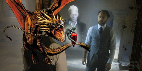 Fantastic Beasts 3 Theory: How Dumbledore Breaks The Blood Pact