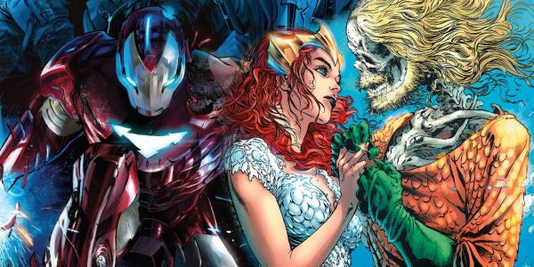 The Best New Comics This Week: From Aquaman to Iron Man