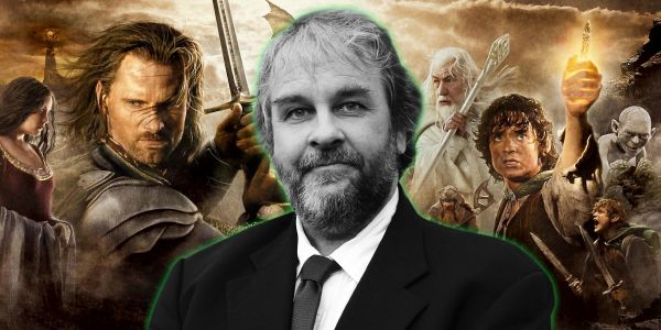 Peter Jackson May Produce Amazon's Lord of the Rings TV Series