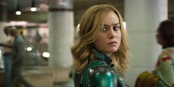 Brie Larson Responds to 'Captain Marvel Should Smile' Trolls With MCU Photoshops