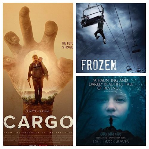 Frozen (2010), Dig Two Graves, Cargo & Jug Face Movie Reviews