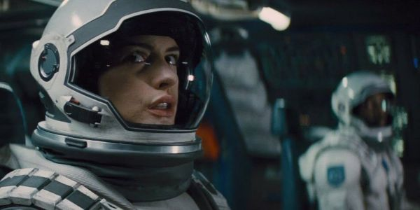 Why Anne Hathaway Was Grateful When Matt Damon Started Complaining On Christopher Nolan's Interstellar