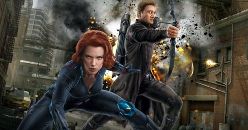 Is Hawkeye in Black Widow? Marvel Snipers Stop Scarlett