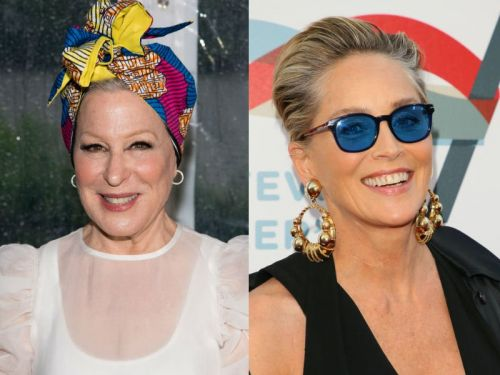 Bette Midler and Sharon Stone Join The Tale of the Allergist's Wife