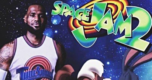 Space Jam 2 Release Date Announced, First Teaser Art