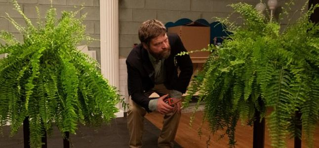 'Between Two Ferns: The Movie' First Look is Of Zach Galifianakis.Between Two Ferns
