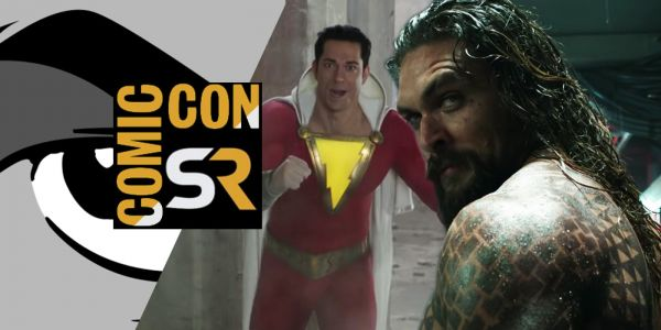 Watch the Full WW1984, Shazam!, & Aquaman Comic-Con 2018 Panels Online