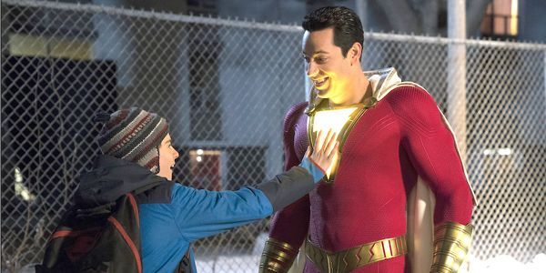 Shazam! Shares Poster, New Footage, And Adorable Fan Art That Made Zachary Levi Cry