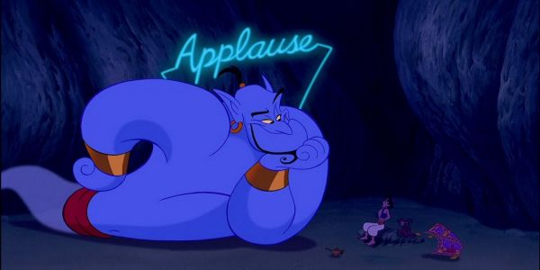 Aladdin: 10 Things You Didn't Know About The Genie