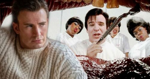 Little Shop of Horrors Remake Wants Chris Evans as the Sadistic
