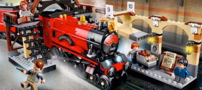Cool Stuff: New 'Harry Potter' LEGO Sets Let You Build the Wizarding World