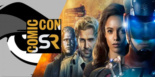 Legends of Tomorrow Season 4 Comic-Con Trailer Features a Unicorn