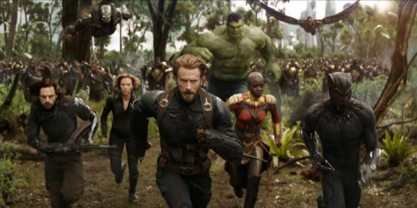 Avengers: Infinity War Includes 25-Page Fight Sequence
