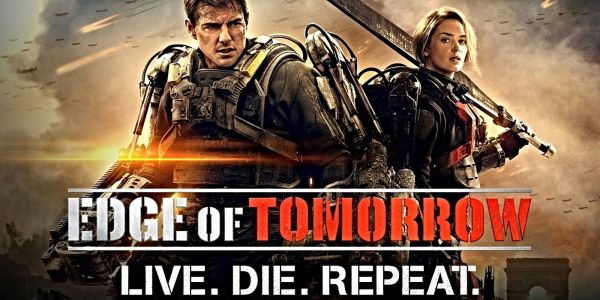 Why Edge Of Tomorrow Has Two Different Titles