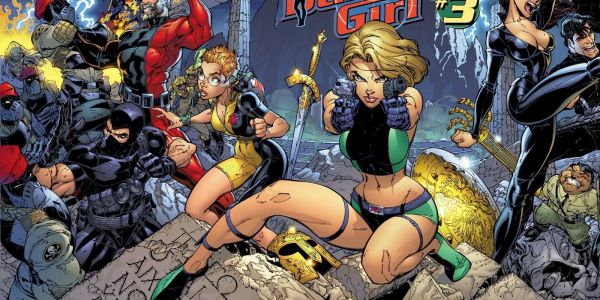 Danger Girl Movie Adaptation Finds Its Writer