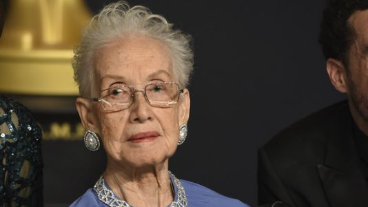 Katherine Johnson, NASA Mathematician And An Inspiration For 'Hidden Figures,' Dies