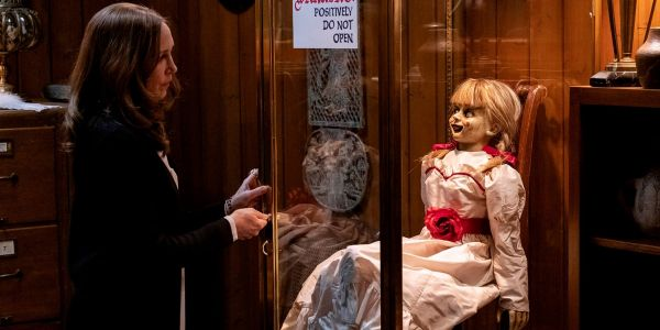 How Annabelle Comes Home's Ending Connects To The Conjuring Movies