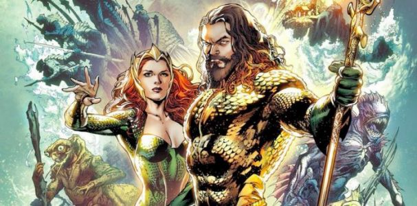 Superhero Bits: 'Aquaman' Breaks Pre-Sales Records, Secrets of 'The Dark Knight' Pencil Trick & More