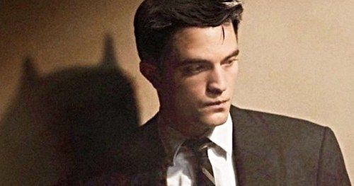 BossLogic Imagines Robert Pattinson as Bruce Wayne in The