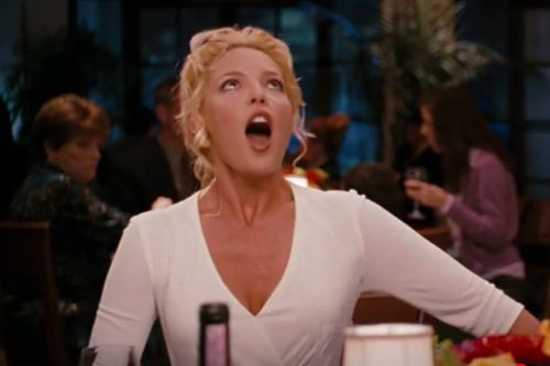 Katherine Heigl Deserved Better Orgasms in 'The Ugly Truth'