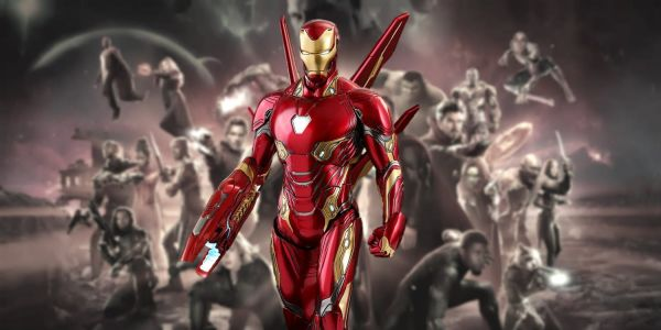 Iron Man's Avengers 4 Armor May Be Radically Different