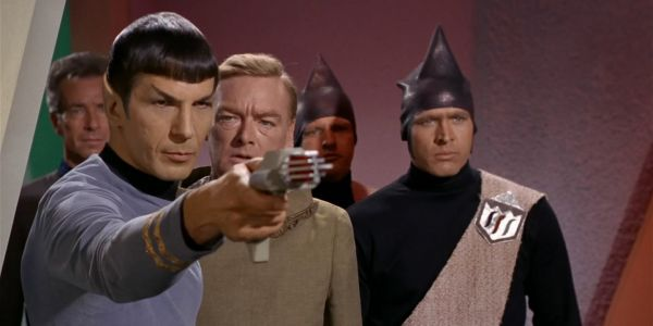 10 Best Star Trek: TOS Episodes for Abrams Fans | ScreenRant