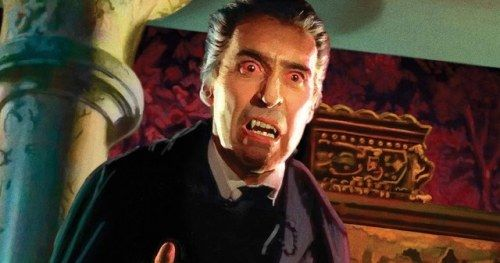 Dracula: Prince of Darkness Gets Fully Loaded 4K
