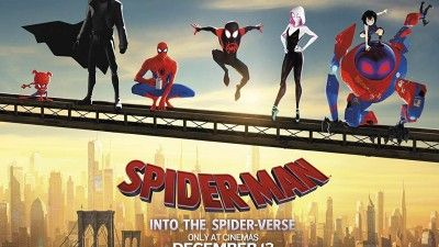 Download the Spider-Man: Into The Spider-Verse Screenplay
