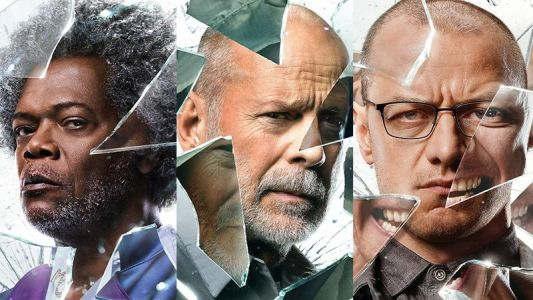 GLASS International Trailer & Character Posters Tease An Epic Super-Powered Showdown - SPOILERS