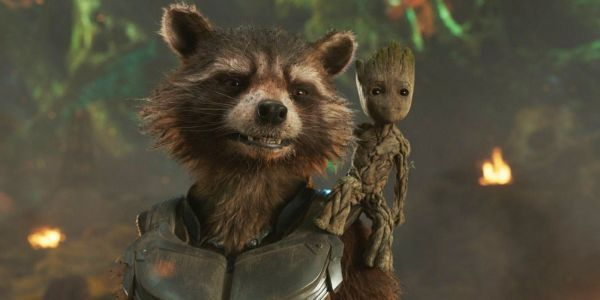 Marvel May Be Interested in Rocket & Groot Disney Plus TV Show