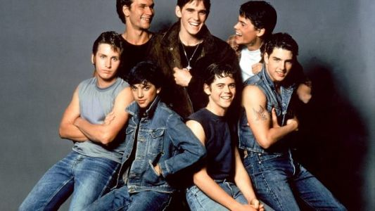 Cover to Credits: THE OUTSIDERS