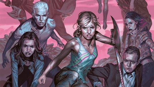 Joss Whedon Says Fox Pulled the Buffy Comics From Dark Horse