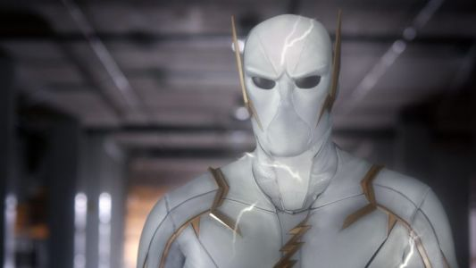 The Flash Reveals First Look at Godspeed Ahead of Tonight's Episode