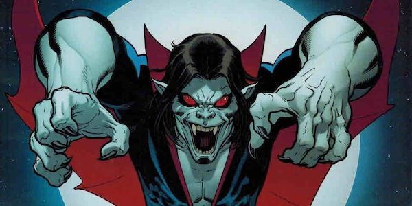 Spider-Man Spinoff Morbius Has Cast Its Main Star And More