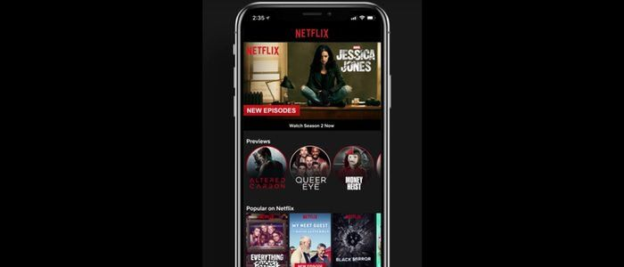 Netflix Launches Vertical Movie Previews Because Everything is Bad Now